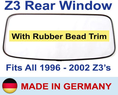 Bmw Z3 Rear Window Replacement Z3 Fix Up Repair Bmw Z3